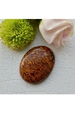 Cabochon - Mariami jaspis (32x25mm)